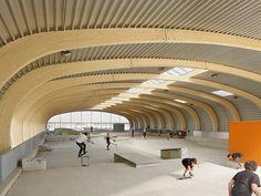 Gallery - Skaterhall / Herrmann + Bosch Architekten - 1