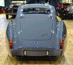 1953 La Sarthe Bentley Fastback Coupé by Bensport.