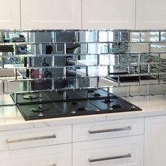 Kitchen Splashback Ideas With Images Best Tile Design For Your Size Color Etc Diy Splash Back Tiling Tips Renovations