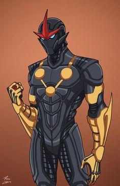 Apex - Rogue Nova commission by phil-cho on DeviantArt