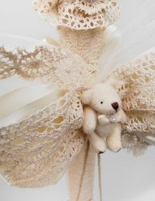 Lumanare botez Christening Party, Teddy Bear, Party Ideas, Events, Candles, Weddings, Baby, Baptism Party, Wedding