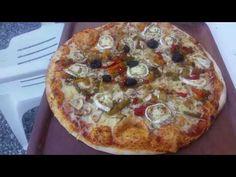 Pizza de A à Z méthode rapide Facile et Inratable au four à bois , pizza from A to Z - YouTube Pizza Au Four, Taco Wraps, Wood Oven, Amai, Vegetable Pizza, Biscuits, Cooking, Quiches, Rissoles