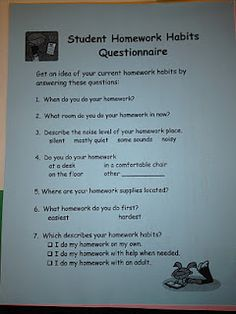 School Counseling from A-Z: Homework without Headaches workshop