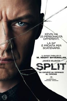 Split film completo del 2017 con James McAvoy in streaming HD gratis in italiano, guardalo online e fai il download in alta definizione.