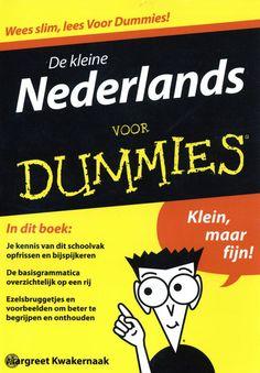 De kleine Nederlands voor Dummies / Kwakernaak, Margreet.