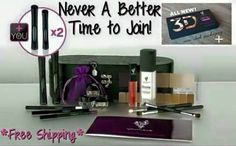 Whose ready to join me. Spend 29$ on one mascara or spend 99$ get 2 mascaras, a whole makeup kit, and unlimited earning potential. https://www.youniqueproducts.com/KatieStorm/business/presenterinfo#.VbFgUYo8LKA
