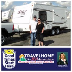 Congratulations to Jodi & Ken on the purchase of their Rockwood Roo 183 from Sandra! #traveltrailer #camping #rving #rockwoodroo