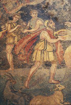 piazza-armerina-mosaics-odysseus-and-his-men-offer-wine-to-polyphemus_medium.jpg (543×800)