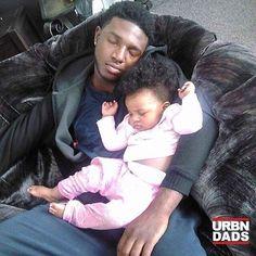#Repost @jordanmadeit  Time flies when you a real parent. #blackbaby #blackfathers #urbndads #blackdads #daddiesgirl