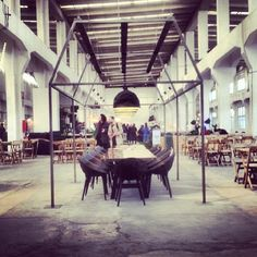 Diesel Social Café at Salone del Mobile 2013  #diesel #dieselhome #milandesignweek #mdw2013 #inspiration #interior #furniture photo by dieselpics