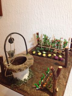 1 million+ Stunning Free Images to Use Anywhere Miniature Plants, Miniature Fairy Gardens, Fun Crafts, Crafts For Kids, Diy And Crafts, Christmas Nativity, Christmas Diy, Thali Decoration Ideas, Mini Fairy Garden