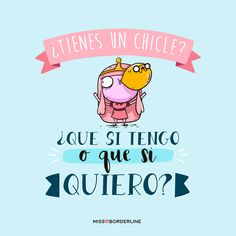 -¿Tienes un chicle? -¿Que si tengo o que si quiero? #graciosas #funny #divertidas #humor