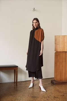 Cienne Fall 2018 Ready-to-Wear collection, runway looks, beauty, models, and reviews.