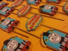 cookies_ THOMAS AND FRIENDS