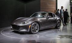 Mazda Announces MX-5 Miata RF Launch Edition – News – Car and Driver | Car and Driver Blog