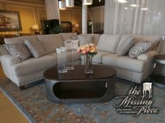 86460 3 Pc Sectional<br>99*99*32<br>Oatmeal