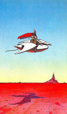 Moebius A Sign of the Times