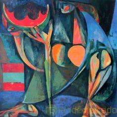 Julio Pomar Abstract Art Images, Gustav Klimt, Cubism, Paint Designs, Natural World, Modern Art, Art Photography, Sculpture, Art Prints