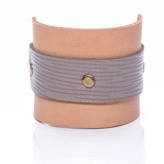 Bőr karkötő #01 Cuff Bracelets, Women Wear, Nude, Luxury, Leather, Accessories, Shopping, Jewelry, Fashion