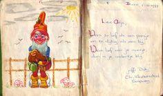 Poeziealbum versje Juf Diddy Moleskine, Old Things, Painting, Childhood, Nostalgia, Paintings, Draw, Drawings