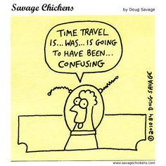 grammar | Grammar Cartoons | Savage Chickens - Cartoons on Sticky Notes by Doug ...