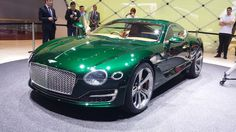 New Bentley EXP 10 Speed 6 Concept 2015