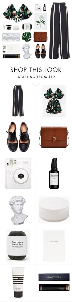 """""""Mixed Patterns"""" by hiddlescat ❤ liked on Polyvore featuring Topshop, Minimarket, Joules, Root Science, Eichholtz, rms beauty, Morihata, H2O+, Sloane Stationery and Davines"""