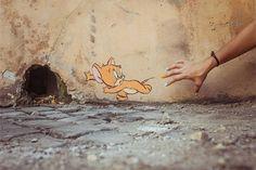 3156 The Best Street Art Masterpieces of 2013