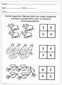 Pin Em Alfabetizacao E Matematica