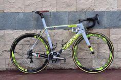 Filippo Pozzato's Wilier Cento1SR -->