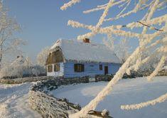 02.Zima w skansenie