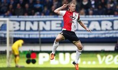 Feyenoord bank on 'demigod' Dirk Kuyt to help stun Manchester United The former Liverpool forward, now 36, shows no sign of stopping and is the driving force behind the team who take on United in the Europa League