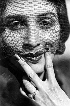 Lace inspirations  -Jacques Henri Lartigue