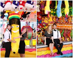 http://www.heartloveweddings.com/2012/03/vintage-carnival-themed-engagement-session-from-two-chics-photography-part-1/