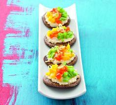 falafel di quinoa e legumi con salsa al sesamo. ricetta di barbara ... - Rivista Cucina Naturale