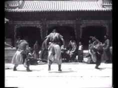 Sven Hedin's 1928 Expedition through the Gobi Desert of China