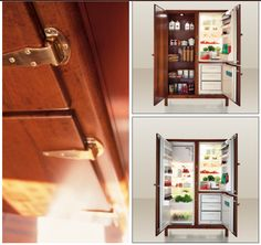 Meneghini fridge/larder
