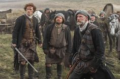 Jaime, Rupert & Dougal episode 5 Rent, Outlander