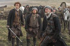 Jaime, Rupert & Dougal episode 5 Rent, Outlander
