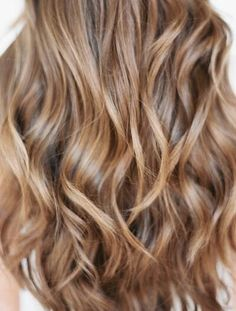 Curl brown