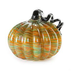 I really like this Glisten Swirled Glass Pumpkin at Big Lots. This would be a great addition to my Thanksgiving and Fall décor.