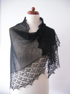 Beautiful Lace Shawl <3