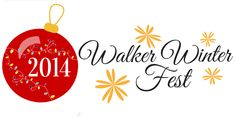Join us at the Walker Winter Fest & Vote for Our Wreath! Valorous Circle Web Design Grand Rapids MI.