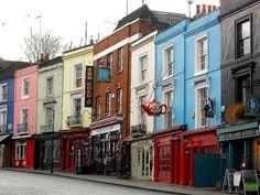 Notting Hill by Jennyfer Vigue, via Flickr