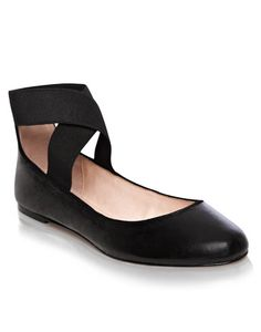 The most perfect pair of flats I could ever want.