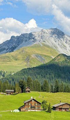 Arosa, Switzerland: