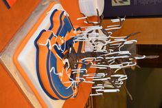 War Eagle!!!!! amazing cake