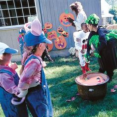 Mix-and-match Pumpkin Patch Game