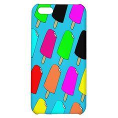Popsicles iPhone 5C Cases