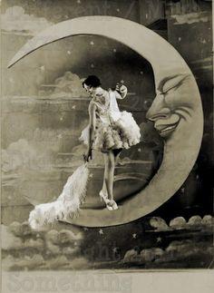 Paper Moon photo (vintage)